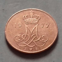 5 эре, Дания 1977 г.