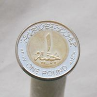 Египет 1 фунт 2007