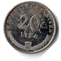 Хорватия. 20 лип. 1999 г.