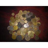 Монеты СССР 108шт