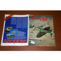 Авиационный журнал AEROPLANE MONTHLY октябрь 1982