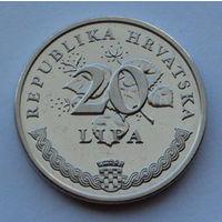 Хорватия 20 лип. 1999