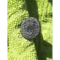 Печать герб Одмена (измененная) Доленга,инициалы TS