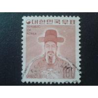 Корея Южная 1975 адмирал