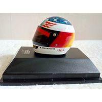 1/8 шлем Michael Schumacher 1995 | Minichamps