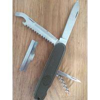 Нож, VICTORINOX, оригинал, выпускался для Бундесфера