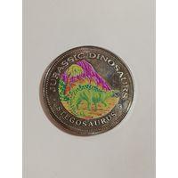 Монета Экваториальная Гвинея 1000 франков 1993