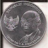 Индонезия 500 рупий 2016 Тахи Бонар Симатупанг UNC