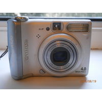 Фотоаппарат Canon PowerShot A520