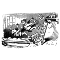 Макс і Морыц. Вясёлыя гісторыя ў малюнках і вершах. Вільгельм Буш, пераклад Артура Вольскага. Макс и Мориц на белорусском языке.
