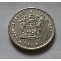 5 центов, ЮАР 1983 г.