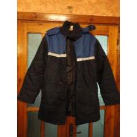 Спецодежда Куртка тёплая -зимняя 176\52-54