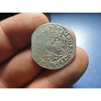 6 грошей 1661 г. Ян Казимир (3)