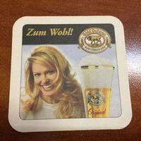 Подставка под пиво Gold Ochsen