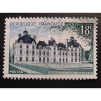 Франция 1954 дворец