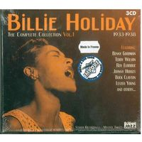 3CD-Box Billie Holiday - The Complete Collection vol.1 1933-1038 (2007)