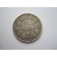 1/2 марки 1916