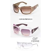 РАСПРОДАЖА, СКИДКА 35 %!!! Солнцезащитные очки EMPORIO ARMANI, GIANFRANCO FERRE, 100 % оригинальные с сертификатом подлинности