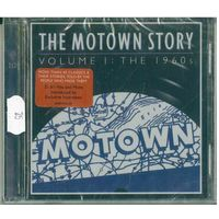 2CD  Various - The Motown Story Volume I: The 1960s (2003)