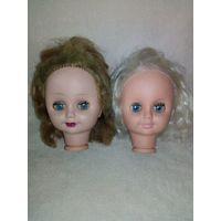 Головы куклы для реставрации или набивной