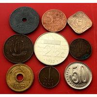 9 монет без повторов #9-103