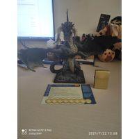 Dungeon Dragons ICONS Gargantuan Black Dragon