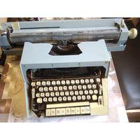 Печатная машинка СССР ( ЛОТ С 1 РУБЛЯ)