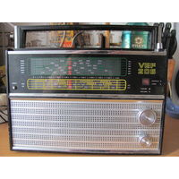 Радиоприёмник VEF-206. Экспорт.  2шт. в лоте.