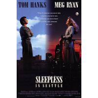 Неспящие в Сиэтле (1993, Том Хэнкс, Мэг Райан)