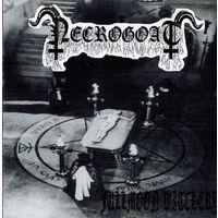 Necrogoat - Fullmoon Witchery (2017) Black Metal