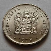 5 центов, ЮАР 1978 г.