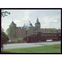 Швеция Мариефред Железнодорожный музей