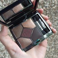 Dior 5 Couleurs Couture Long-Wear Creamy Powder Palette (599 New Look)