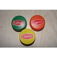 Пробка ПЭТ Lipton. Цена за 1 шт.