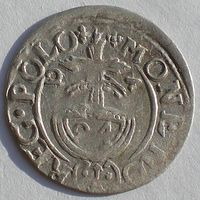 Польша, полторак/ Poltorak (Crown) 1627 года, м.д. Bydgoszcz/ Быгдощ