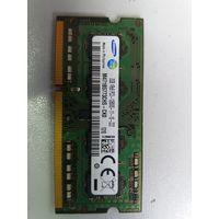 Оперативная память для ноутбука SO-DIMM 2Gb Samsung PC-12800 M471B5773CHS-CK0 DDR3 (908215)