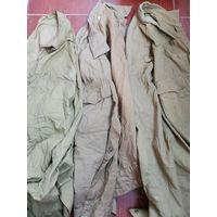 Три военные рубашки ссср