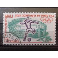 Мали 1964 Олимпиада в Токио, футбол