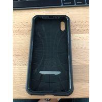 Чехол Spigen Reventon (057CS22650) для iPhone X (Jet Black)