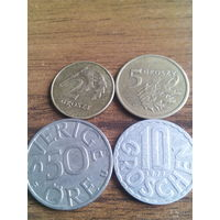 Монеты .50