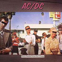 AC/DC - Dirty Deeds Done Dirt Cheap //LP new
