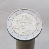 Австрия 2 евро 2002