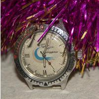 Часы мужские механические Командирские Восток водонепроницаемые