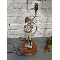 Светильник лампа Cтатуэтка Солдата - Маршал Импери из серии Армия Наполеона
