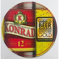 Подставка под пиво Konrad /Чехия/