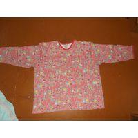 Пижама женская большая и теплая обьем груди 114 см, обьем талии 92, длинна штанов 89 см