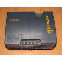 Модульный источник питания на DIN-рейку LXN1601-6, выход 24.7В/20A,