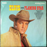 "Elvis Presley, Elvis Sings ""Flaming Star"", LP 1969"