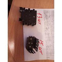 Радиатор для транзисторов одним лотом
