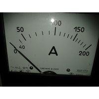 Амперметр Э365